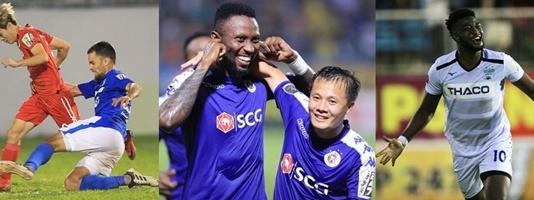 Vua phá lưới V-League 2019: Văn Toàn một mình đấu 9 chân sút ngoại | Bóng Đá