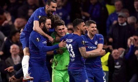 Kepa xuất thần, Chelsea tạo nên trận derby London ở chung kết C2   Bóng Đá