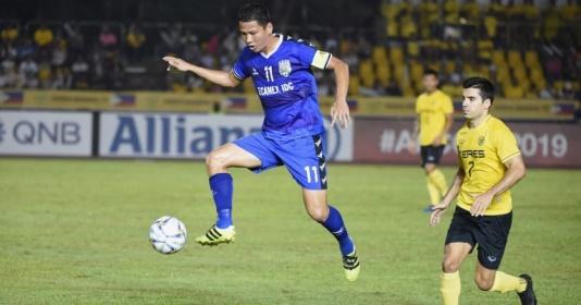 Siêu phẩm phút 88 đưa Bình Dương vào vòng knock-out AFC Cup 2019 | Bóng Đá
