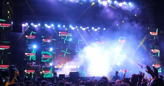 Bắt ngay cơ hội quẩy miễn phí tại Yamaha Ravolution Music Festival | Bóng Đá