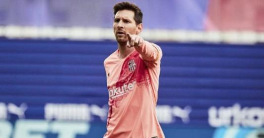 Messi gật đầu, Barca từ bỏ Griezmann đón máy chạy vô địch nước Anh | Bóng Đá