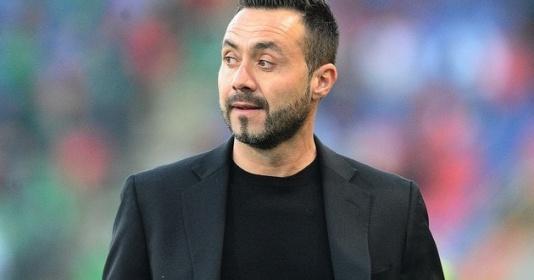 Roberto De Zerbi rụt rè khi nói về AS Roma