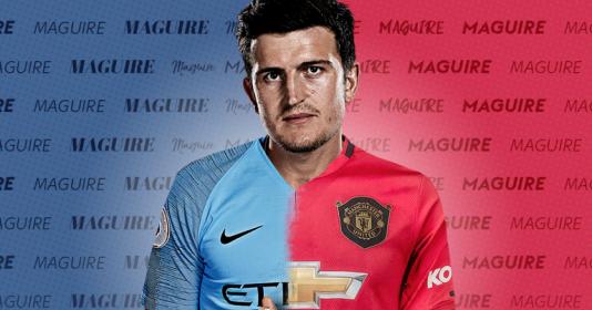 Harry Maguire là ai? Vì sao thành Manchester đại chiến vì cái tên này?