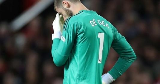 Man Utd sắp có đề nghị mới dành cho De Gea | Bóng Đá