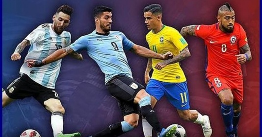 Đội hình mạnh nhất tại Copa America 2019: Messi và 2 trọng pháo | Bóng Đá