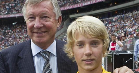 SỐC: Sir Alex trực tiếp đến sân xem De Ligt thi đấu từ năm 2011 | Bóng Đá