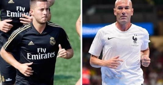 Hazard cần đội bóng như Real Madrid để có thể phát triển sự nghiệp | Bóng Đá