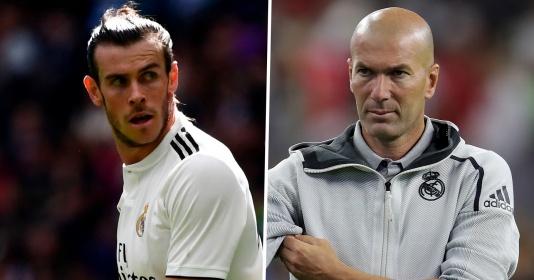 Zidane đúng là kinh tởm | Bóng Đá