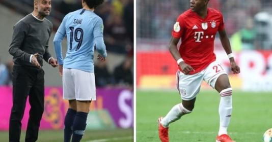 Hiến người + tiền tấn mua sao 100 triệu Bayern bị Man City gạt phăng   Bóng Đá