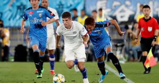 NÓNG! Chelsea có số 10 mới thay Hazard, không phải Pulisic | Bóng Đá