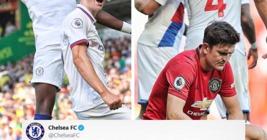 Bị Man Utd cà khịa, đây là đáp trả của Chelsea | Bóng Đá