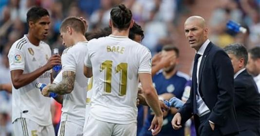 """Zidane đã đúng khi quyết định 1 điều then chốt ở """"phiên chợ hè"""" 2019"""