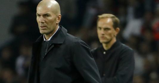 """Real đại bại, Zidane """"ôm đầu"""" nhưng có một người """"hả hê""""?"""