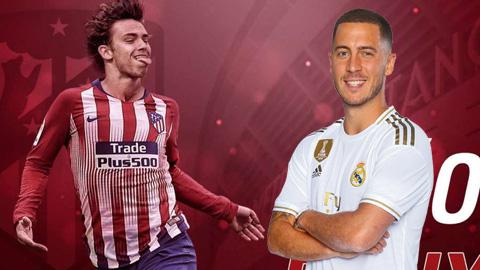 Nhận định Atletico Madrid vs Real Madrid: Derby mưa bàn thắng | Bóng Đá