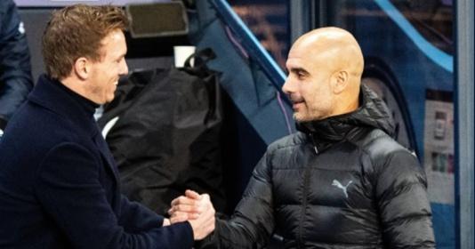 Nagelsmann luôn xem Guardiola là hình mẫu của mình | Bóng Đá