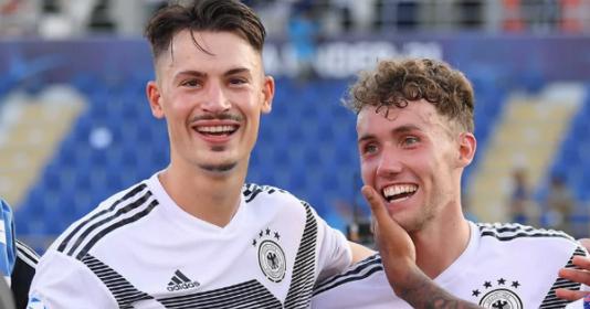 4 tài năng trẻ vừa lần đầu ra mắt tuyển Đức: 'Podolski 2.0' xuất hiện