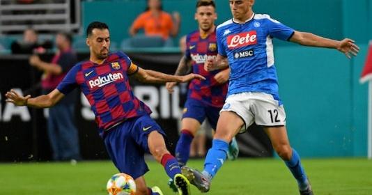"""Barca đại chiến, quyết giành """"kẻ thay thế"""" Luka Modric của Real đến cùng"""