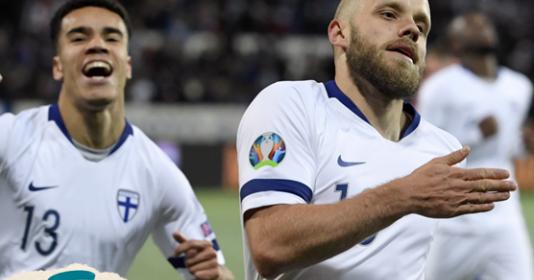 Vừa giành vé lần đầu, Phần Lan được tin tưởng lớn sẽ vô địch EURO 2020 | Bóng Đá