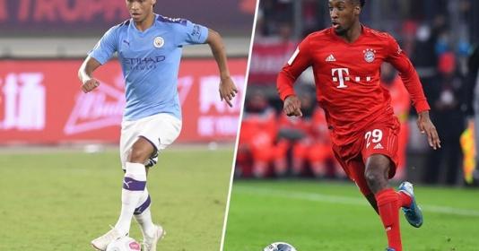 Bayern không đồng ý chia tay Coman khi Manchester City để mắt   Bóng Đá