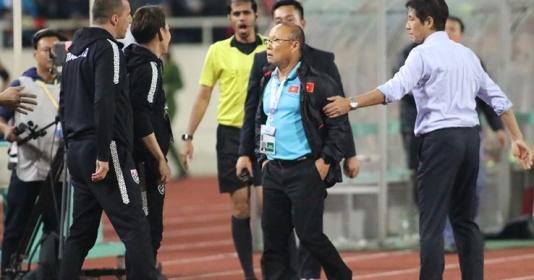 CHOÁNG! Sáng tỏ cách hành xử không thể tin nổi của trợ lý Thái Lan với thầy Park