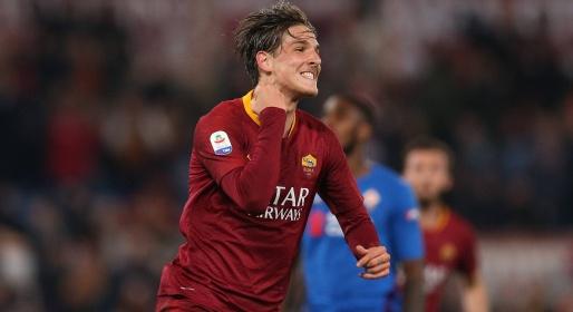 Nicolo Zaniolo cảm thấy hạnh phúc tại AS Roma | Bóng Đá