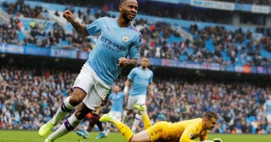 Sterling và lời nguyền không lời giải trước Man Utd | Bóng Đá