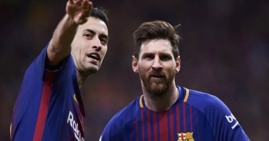 Busquets: Messi vẫn sẽ tiếp tục huỷ diệt La Liga | Bóng Đá