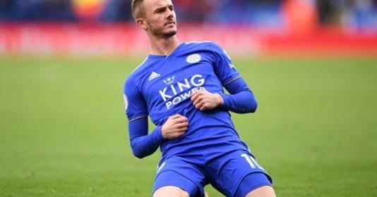 Leicester khủng thế này, Man Utd lấy gì câu Maddison | Bóng Đá