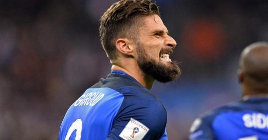 Atletico Madrid, Inter Milan và Crystal Palace tranh giành Giroud | Bóng Đá