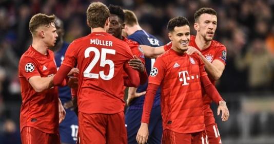 Bayern làm nên lịch sử C1 sau chiến thắng 3-1 trước Tottenham | Bóng Đá