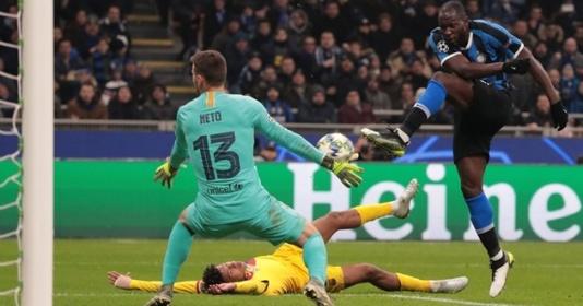 Inter Milan thua trận, Lukaku bị truyền thông Italia chỉ trích | Bóng Đá