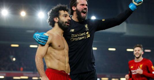 Liverpool cần bao nhiêu điểm nữa để vô địch?   Bóng Đá - xổ số ngày 13102019