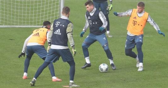Lucas Hernandez đã có buổi tập luyện trọn vẹn ở Bayern | Bóng Đá