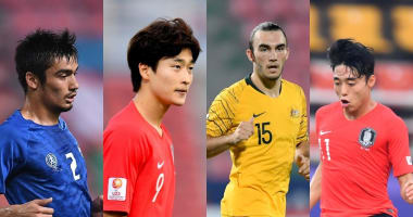 Bán kết U23 châu Á 2020: Tứ mã tranh hùng | Bóng Đá