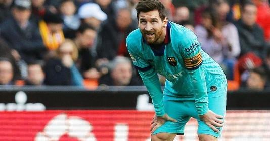 """Không phải Griezmann, """"quái thú"""" này là đối tác tốt nhất của Messi"""