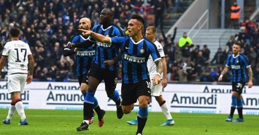 Serie A sau vòng 21: Inter Milan phải cảm ơn Napoli và AS Roma