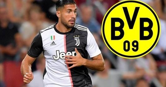 Borussia Dortmund đánh bại Tottenham để giành chữ ký của Emre Can | Bóng Đá