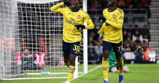 """""""Những đứa trẻ nhà Arteta"""" tỏa sáng, Arsenal thẳng tiến vào vòng 5 FA Cup"""