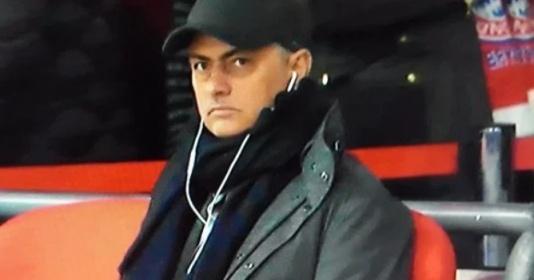 Mourinho trực tiếp vi hành, xem tận mắt hiện tượng khuấy đảo Châu Âu | Bóng Đá