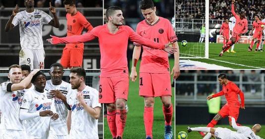 Người cũ M.U ghi bàn, PSG tạo nên cuộc rượt đuổi điên rồ nhất mùa này | Bóng Đá
