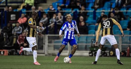 Heerenveen thua Vitesse, Văn Hậu ngày càng bít cửa đá Eredivisie   Bóng Đá