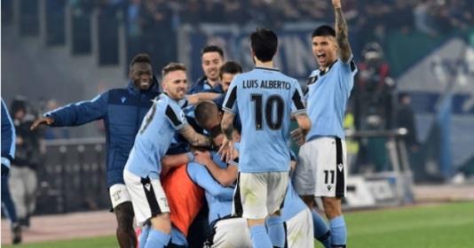 Ashley Young khai hỏa, Inter vẫn phải nhận thất bại trước Lazio | Bóng Đá