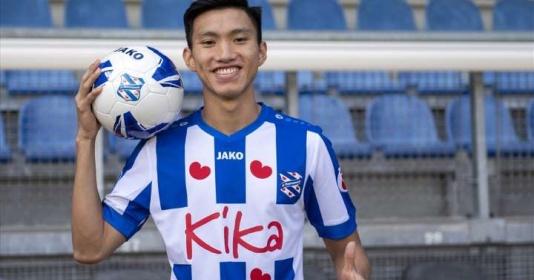 Báo Indo: Muốn ra sân ở Heerenveen, Văn Hậu hãy học theo Messi Indo! | Bóng Đá