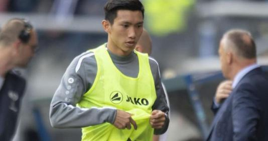 Văn Hậu ngồi ngoài trận thứ 17 trong ngày Heerenveen thua muối mặt   Bóng Đá