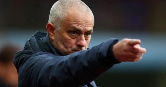 Man City bị cấm, Jose Mourinho hớn hở nhắc đến cả Man Utd | Bóng Đá