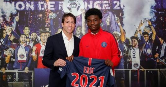'Mục tiêu của Man United' muốn trở lại Paris Saint-Germain