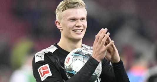 Sếp lớn giải mã nguyên nhân khiến Dortmund chiêu mộ Haaland