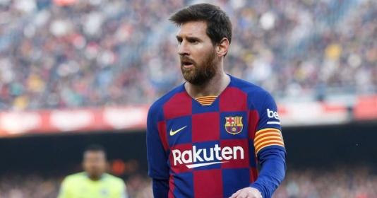 Xác nhận, rõ tương lai Messi tại Barca, cửa đến Man City có mở? | Bóng Đá