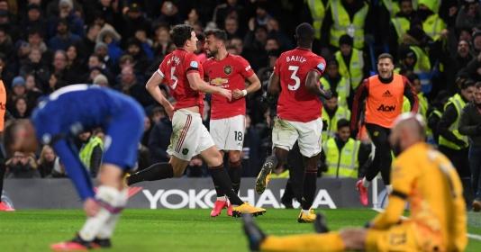 ESPN chế ảnh ám chỉ Man Utd nhờ VAR để thắng Chelsea | Bóng Đá
