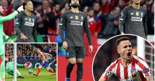 """4 điểm nhấn Atletico Madrid 1-0 Liverpool: """"Thảm họa"""" Morata; Tái đấu sinh tử"""